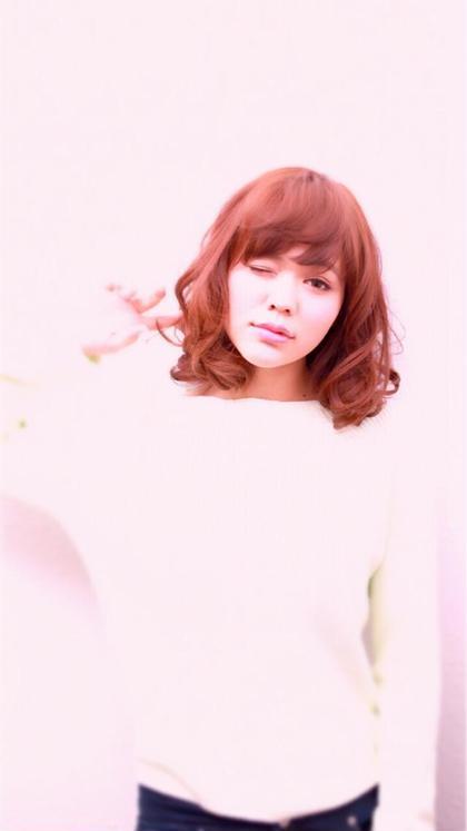 nil hair salon Ginza所属・Hiroのスタイル