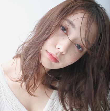 【大人気♡】 似合わせカットと透明感カラー