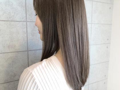 【今話題の✨】カット+髪質改善酸熱トリートメント