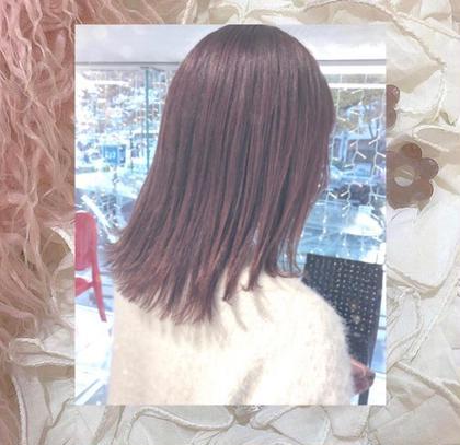 FORTE中田店所属のリピートNO.1阿部萌のヘアカタログ
