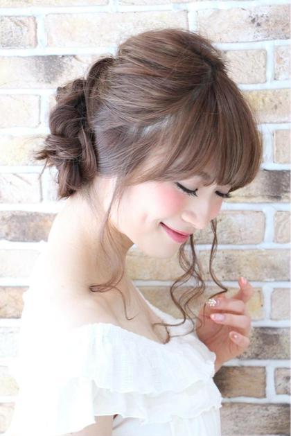 hair make Brand new  CARINA所属・CARINABrand newのフォト