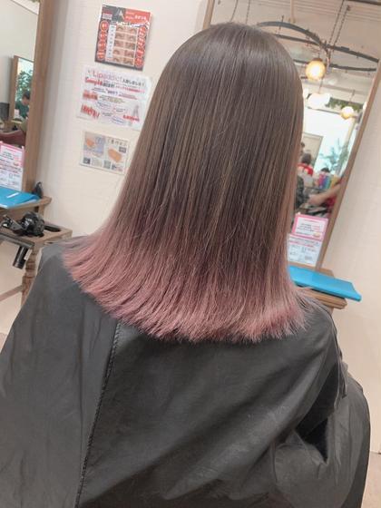 hair resortAi東陽町店所属の髪質改善/外国人風ヘアカラー/小泉賢徒のヘアカタログ