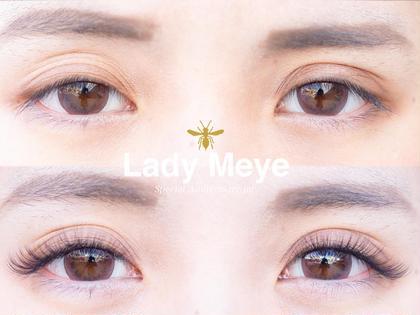 まつ毛エクステ -  2時間 LadyMeye所属・柴田知香のフォト
