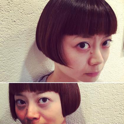 ワイドバングで目ヂカラ強調! PESCO PESCA所属・篠田智香子のスタイル