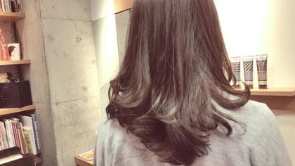 やり過ぎない、外国人カラーリング Hair Decision所属・一戸陽太のスタイル