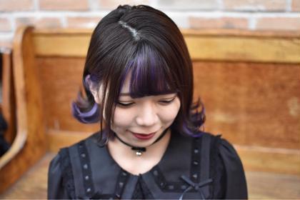 【NOAH】 カット+Noahカラー+ローズオイルトリートメント ¥7700