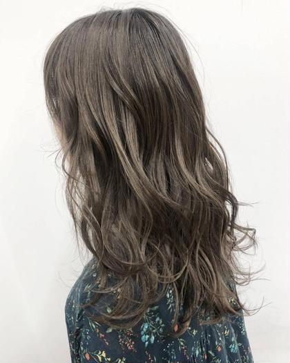 うる艶カラー🌈カット✨髪質改善TOKIOトリートメント💕