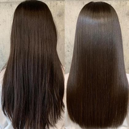 髪質改善水素トリートメント✨くせ毛の方・ハイダメージ毛の方オススメ‼️100%綺麗になります💕