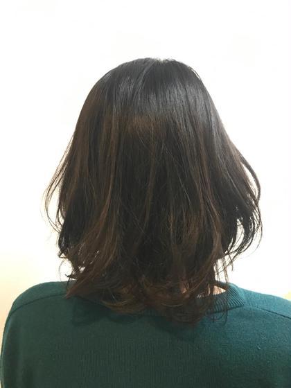 ゆるふわ✨ Hair Make Ash所属・大山晃介のスタイル