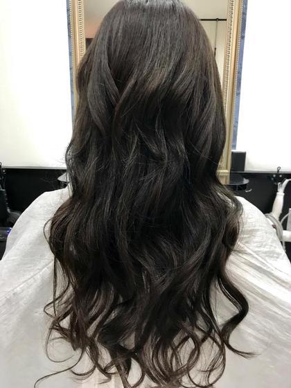 馴染み抜群ダイヤモンドエクステ hair design germe所属・伊藤真治のスタイル