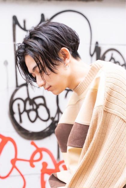 🔥大人気🔥【メンズ限定】💞透明感カラー💞【似合わせカラー+極上艶髪香水トリートメント】
