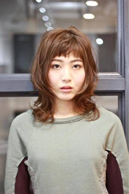 【平日限定】カット & カラー & トリートメント