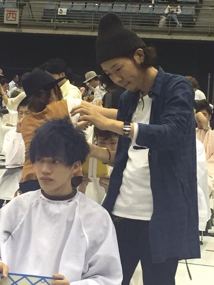 heir   make PRIMO 本川越店所属・鈴木信幸のスタイル