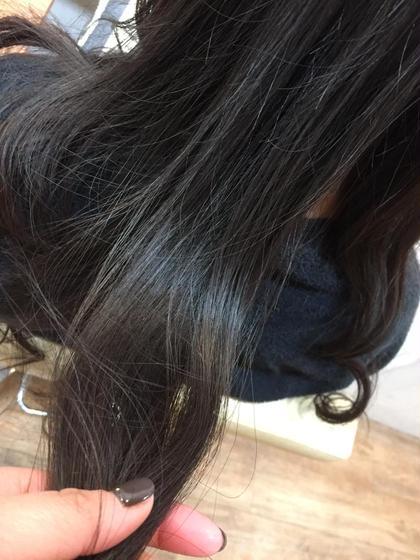 トリートメント  after✨✨   トリートメントでうるつやが❤️  THE美髪!!! THEFIGO所属・◇おのあすか◇のスタイル