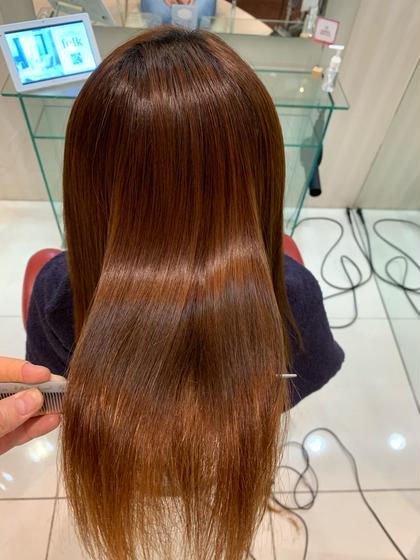 5月、平日限定、人数制限あり!最高級髪質改善プレミアムストレート✨(カットやカラーも相談可)