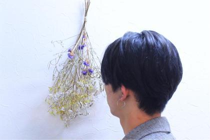 1回のブリーチでネイビー RIFULL所属・伊藤あきほのスタイル