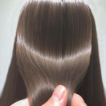 新年限定!話題の髪質改善付!メンテナンスカットORうる艶カラー+最上級髪質改善『ULTOWA』トリートメント💖
