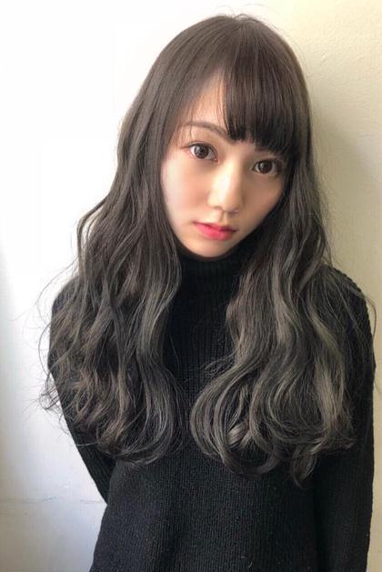カラー ミディアム グレージュ❤️ ⭐︎photo  担当スタイリスト  AKI☆⭐︎ ⭐︎instagram →  @aki.0218⭐︎