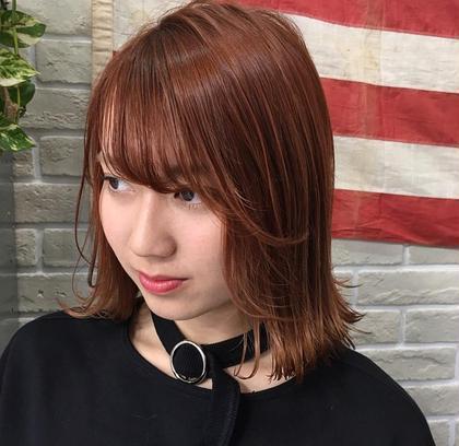 【人気NO1☆】カット & ヘアカラー & 3stepトリートメント