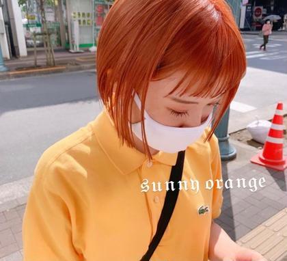 🍒【暖色系カラー♡】 ダブルカラー