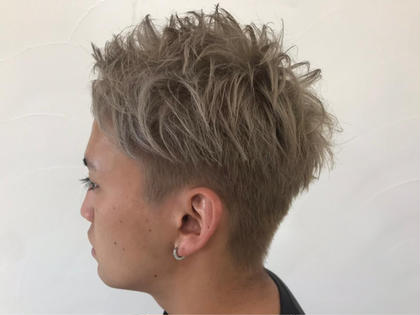 Ritahair所属の山口康介のヘアカタログ