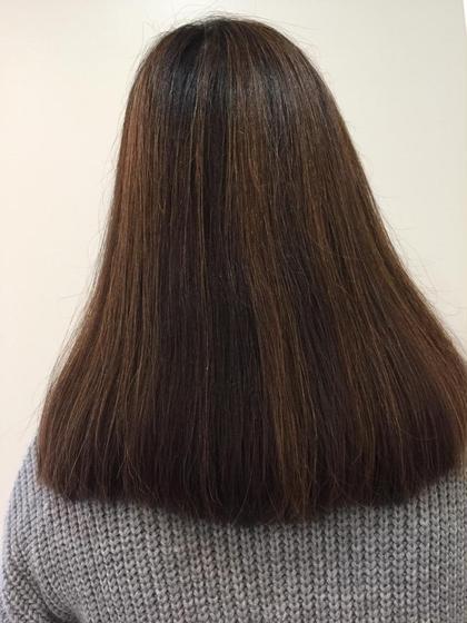L/リリ【白髪染め】所属の白髪染めLiLiリリ/AOKIのヘアカタログ