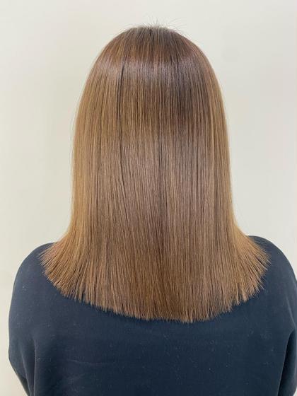 💫最高峰髪質改善トリートメント💫 超音波髪質改善4500円