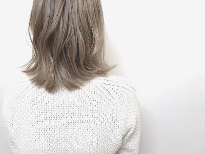 【20日空きあります✨9月全日ご新規様限定✨】オーダーメイドこだわりカラー+髪質改善 TOKIO IE トリートメント