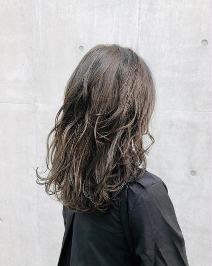 ✨カット&イルミナカラー&3ステップトリートメント&炭酸スパ&巻き髪セット✨