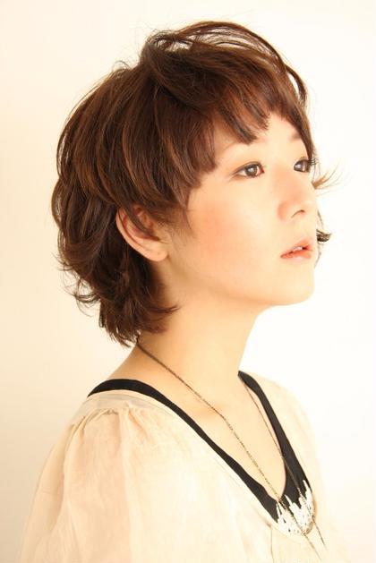 ザ・カット (ヤクジョスイで髪の水分を補給ケア付)シャンプー別¥550