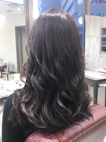 🏵✨【minimo限定クーポン】艶髪カラー&トリートメント🏵✨