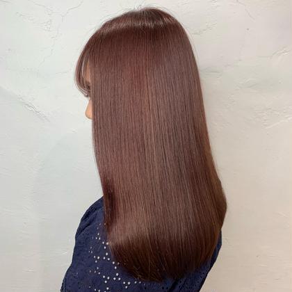 🎟12月限定!髪質改善treatment + hair color