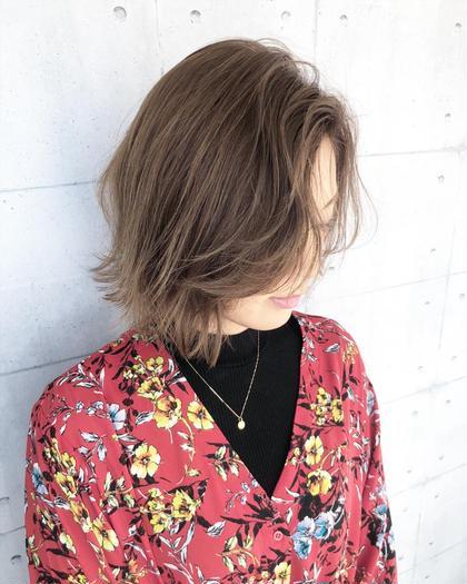 【お悩み解決】カット+シャンプー