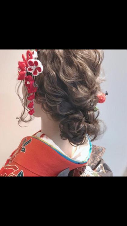 沼田涼子のヘアアレンジ