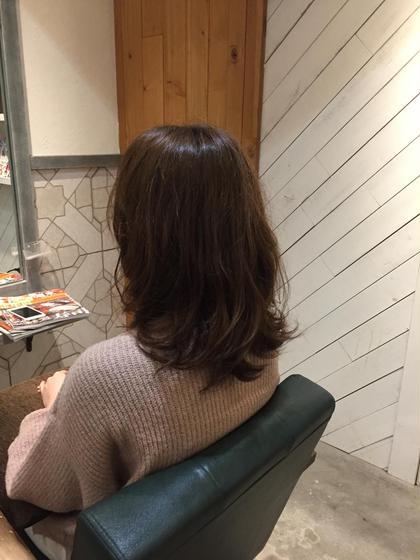 ふんわりデジタルパーマ✨ AUBE HAIR 三鷹店所属・店長 福間友人のスタイル