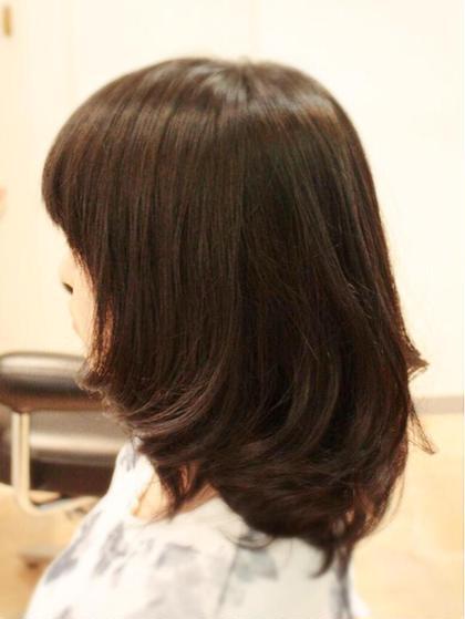 🐣プラチナカラー Hair salon【O'rgar】所属・石塚☆Mikuのスタイル