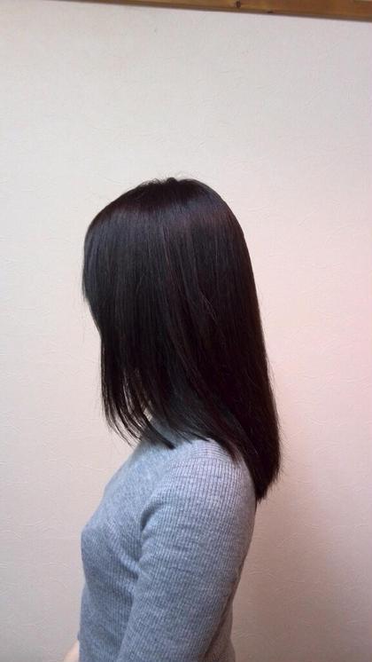 ダークアッシュ hair de parusa 所属・小澤直幸のスタイル