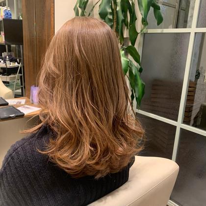 【平日限定】✨⛽️ サラサラ髪質改善トリートメント初回限定「ハナサカス」+フルカラー⛽️✨