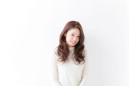 可愛い愛されスタイルです☆ ツヤのある色持ちいい、アッシュもポイントです(^^) HAIRGENTIL所属・松本てるひとのスタイル