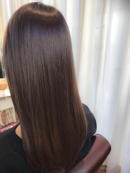 🔸どんな髪も艶髪に🔸プレミアム弱酸性縮毛矯正