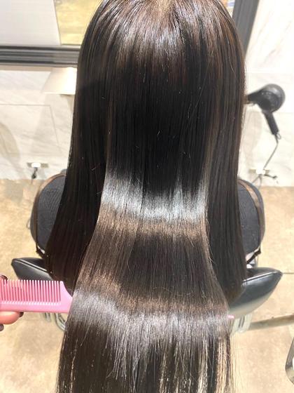 自然な縮毛矯正✨髪質に合わせてお薬を調合するオーダーメイド矯正✨枠が空いていない際はお問い合わせよりご予約お願いします!