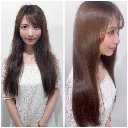 髪質改善トリートメント(人気No.1 資生堂サブリミック 使用)