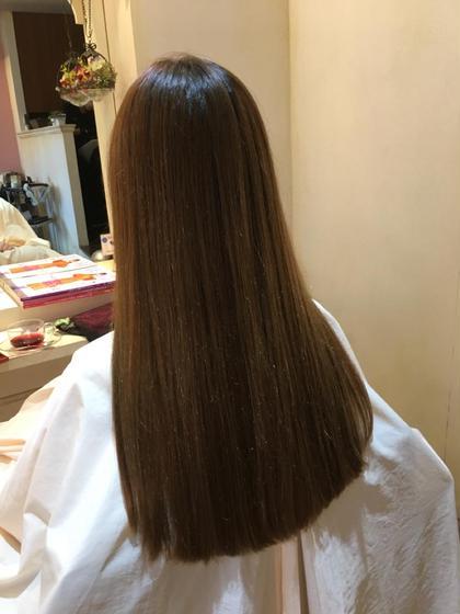 【学生の方限定】艶髪になります✨縮毛矯正+カット+炭酸泉+潤いトリートメント