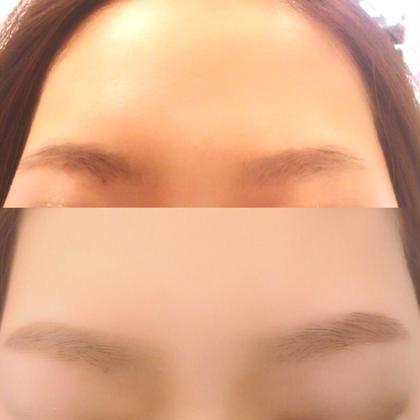 【似合う眉毛デザインワックス脱毛⭐️】無料眉メイク付