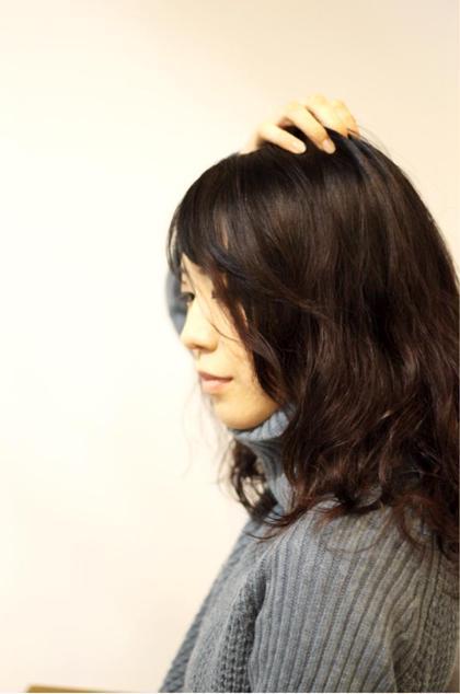 Hair Brand Jin  Vert所属・Vertヴェールのスタイル