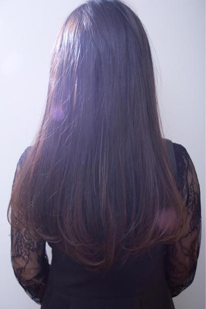 髪質改善ストレートコース