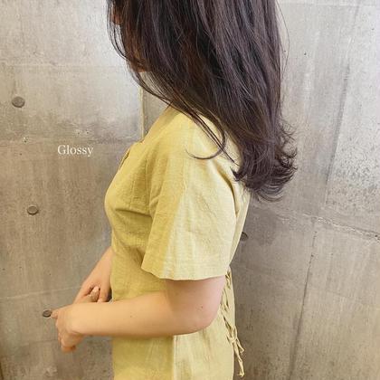似合わせ小顔カット&10分ヘッドスパ  ¥3000