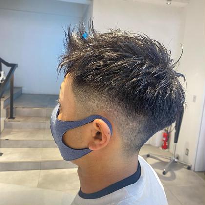🥀men's cut