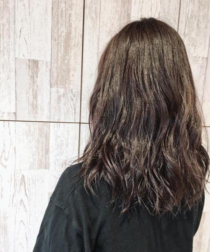 【平日限定】ツヤ髪ファッションフルカラー