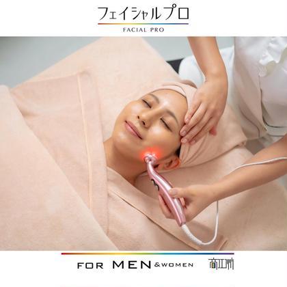 【当店人気No1】小顔+保湿+肌のくすみ改善◆クリオネフェイシャル90分